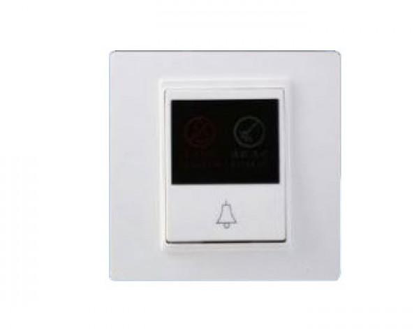 Công tắc nút nhấn chuông có đèn báo  V59303