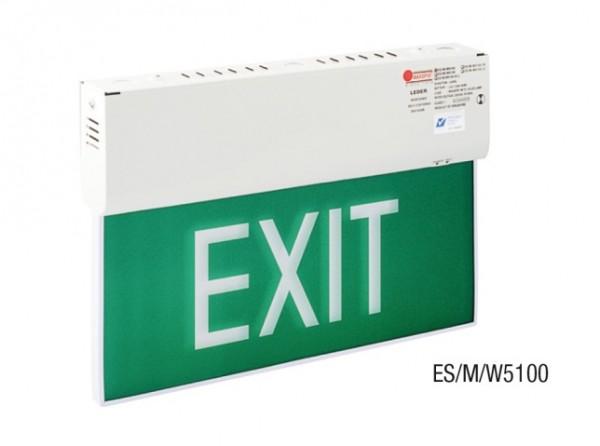 Đèn Thoát Hiểm 1 Mặt MAXSPID ES/M/W5100