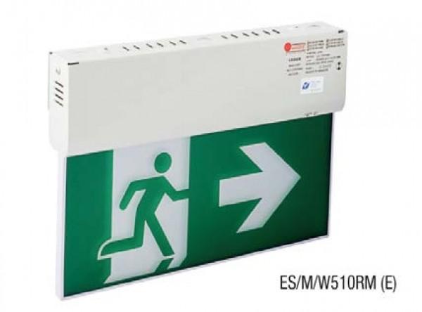 Đèn Thoát Hiểm 2 Mặt MAXSPID ED/M/W510RM