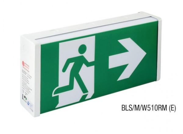 Đèn Thoát Hiểm 1 Mặt  MAXSPID BLS/M/W510RM (E)