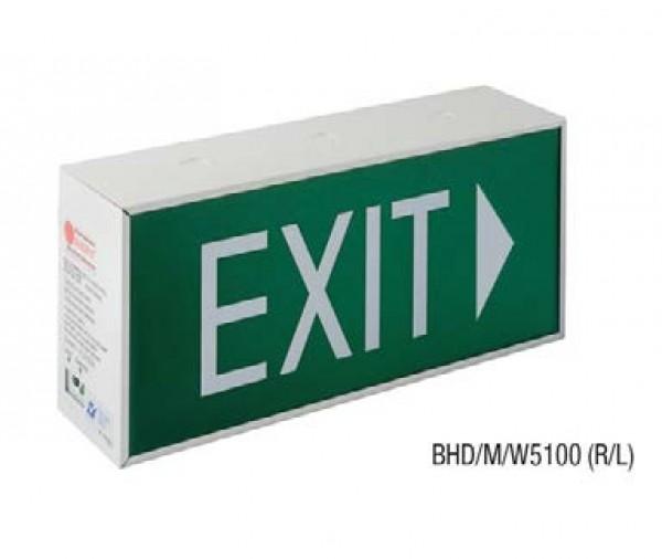 Đèn Thoát Hiểm MAXSPID Exit 2 Mặt BHD/M/W5100 (R/L)