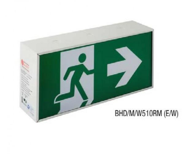 Đèn Thoát Hiểm Bảng Chỉ Dẫn Hai Mặt  MAXSPID BHD/M/W510RM (E/W)