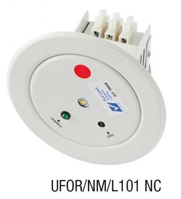 Đèn Sự Cố Dùng Bóng LED 1x1W MAXSPID UFOR/NM/L101 NC