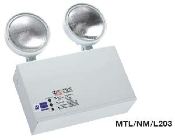Đèn Sự Cố Dùng Bóng LED 2x3W MAXSPID MTL/NM/L203