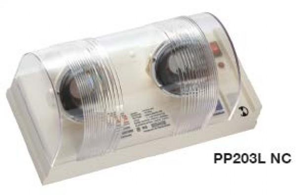 Đèn Sự Cố Dùng Bóng LED 2x1W MAXSPID PP203L NC