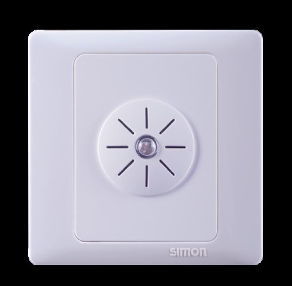 Hệ thống cảm biến âm thanh dành cho đèn sợi đốt và đèn huỳnh quang Simon 45E401