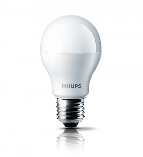 Bóng đèn Philips LED Bulb Essential 3W E27 A60 APR