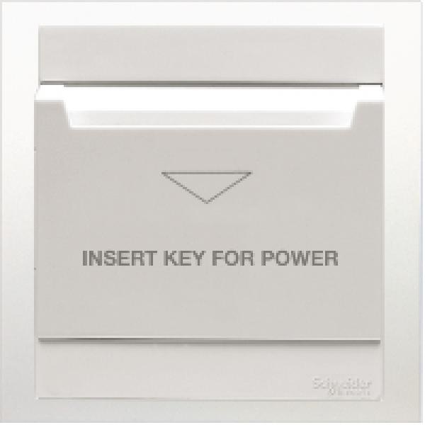 Bộ công tắc chìa khóa thẻ KB31EKT_WE
