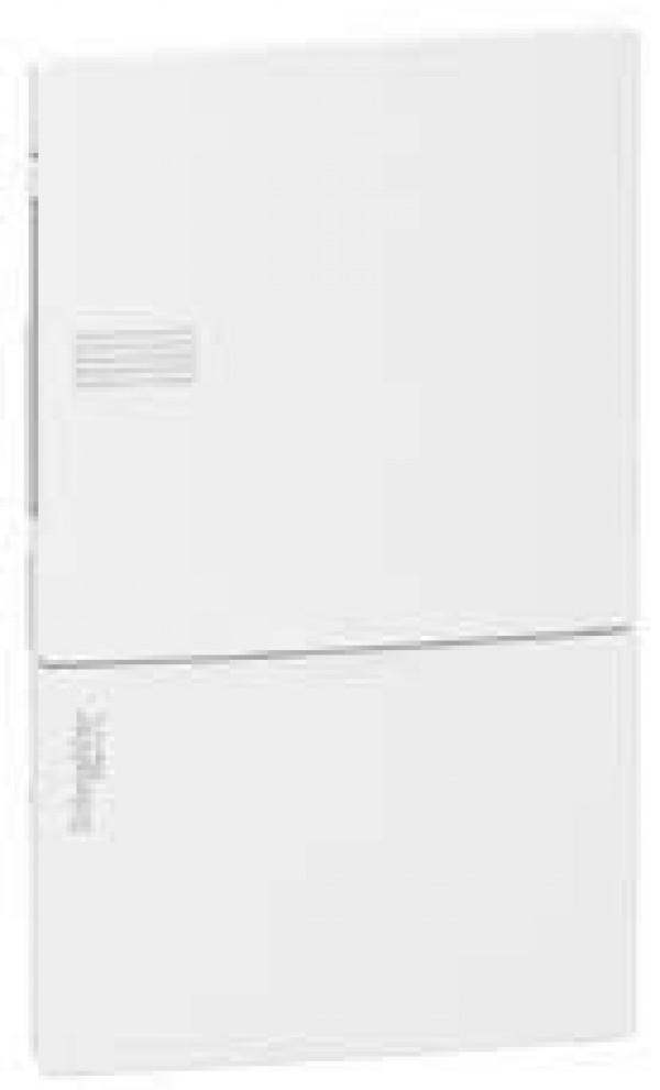 Tủ điện âm tường-Mini Pragma MIP22108/MIP22108T 8 module