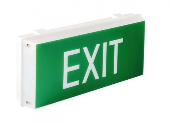 Đèn Thoát Hiểm Chỉ Dẫn Exit 1 Mặt MAXSPID KL/M/W5100