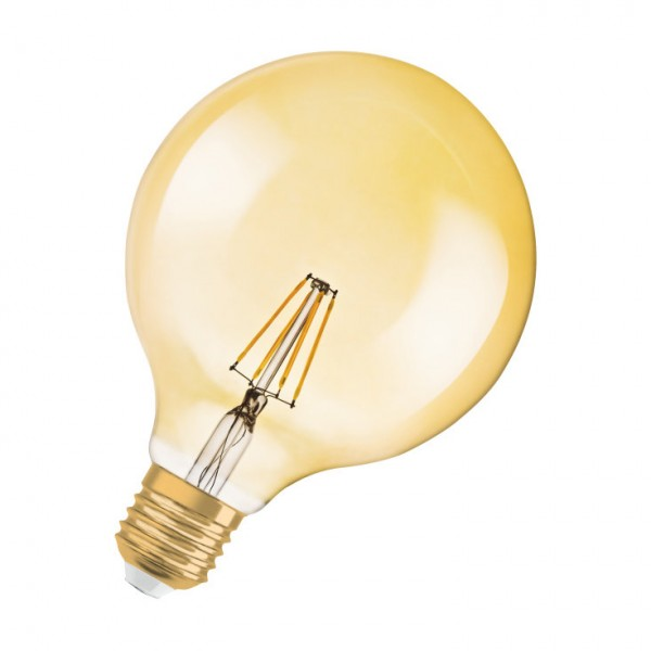 LED Fliament Vintage 1906 Led Globe 4w