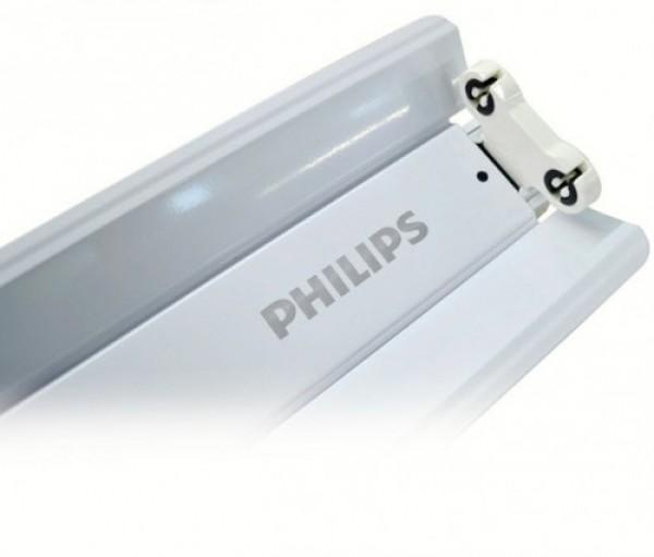 Máng đèn bóng tuýp LED có chóa 2 bóng BN011C 2xTLED L1200 2R G2 GM