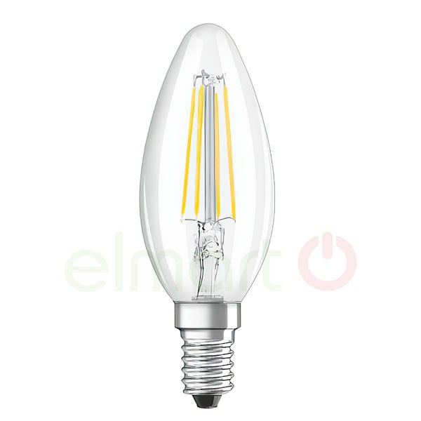 Led Value Filament Trái Ớt 4W