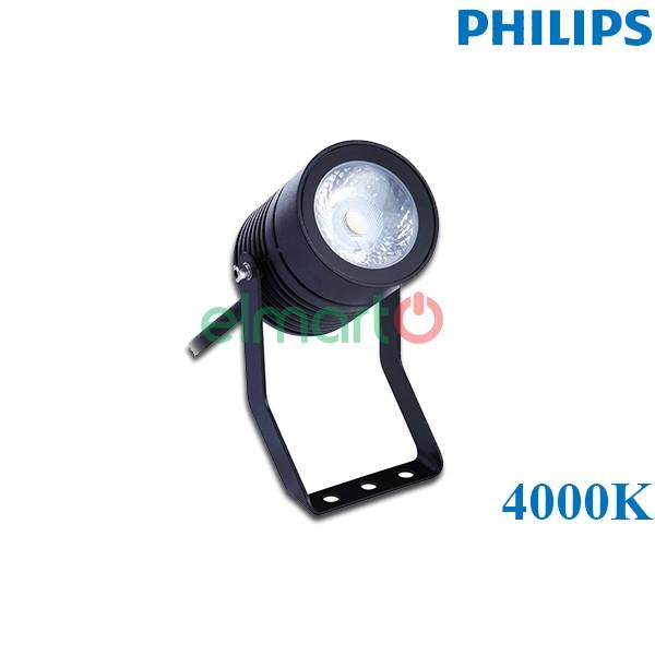 Đèn LED chiếu điểm ngoài trời BGP150 LED300/NW 3W 45D GM