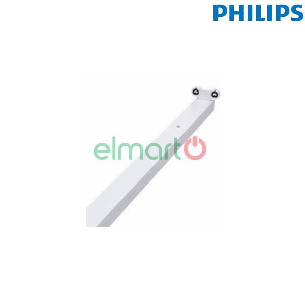 Máng tuýp LED đôi BN011C 2xTLED L600 G2 GM