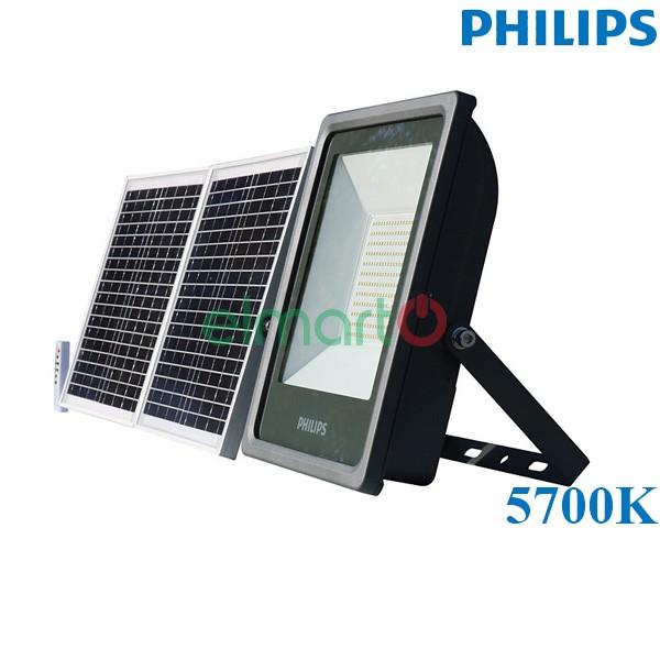Đèn pha Solar LED BVP080 LED20/757 100