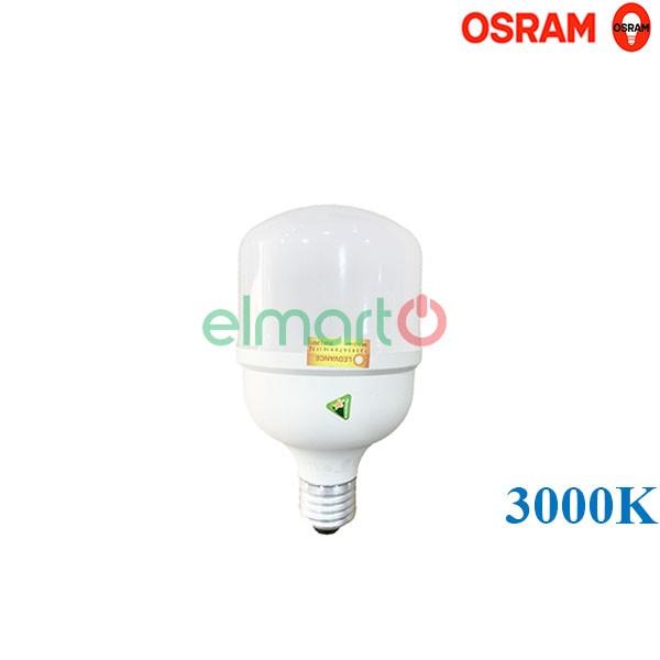 Bóng đèn LED trụ LECO CLA 27W/830 220-240V E27 FS1  OSRAM