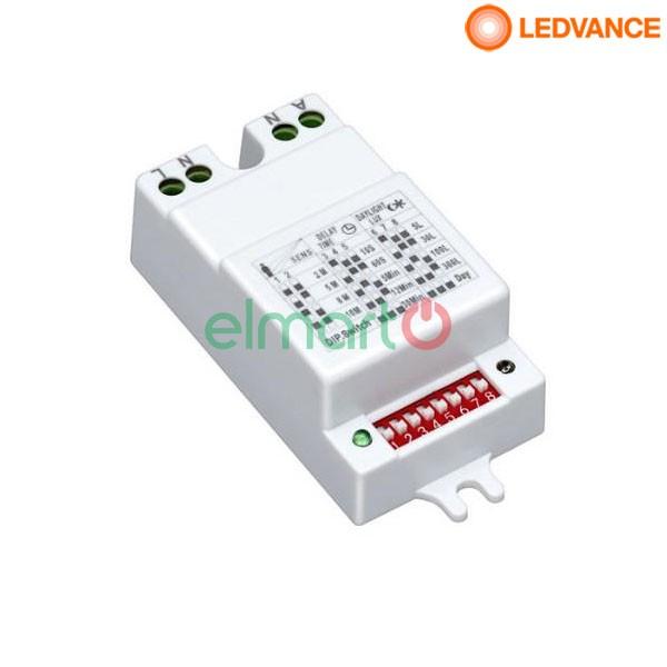 Cảm biến chuyển động MS-SV-MIC-CR-360-230V-IP20 10X1    LEDV