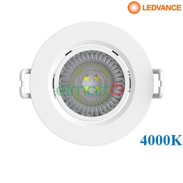 Đèn DOWNLIGHT chiếu điểm LDVAL SPOT 5W 38D 840