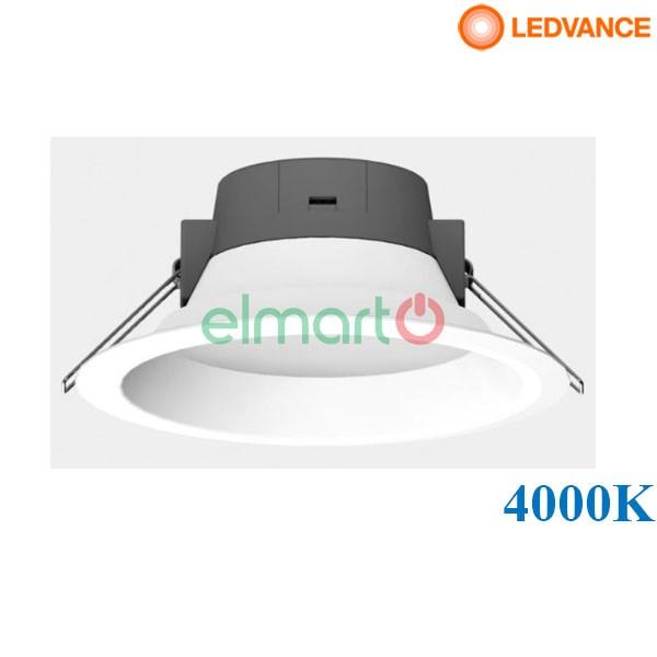 Đèn Downlight LDVAL DL ALU 105 9W/840 9X1 EN LEDV