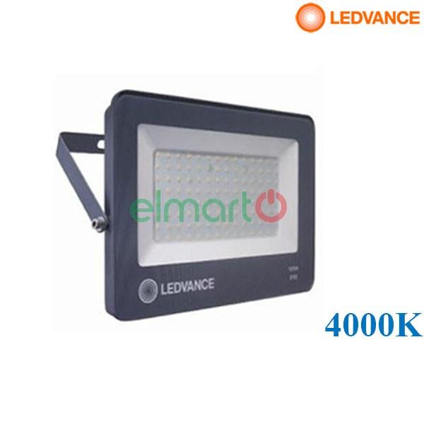 Đèn Pha Led Eco LDECO FL 150W 840 GY FS1           LEDV