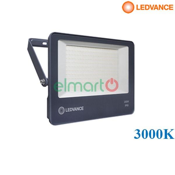 Đèn Pha Led Eco LDECO FL 200W 830 GY  FS1          LEDV