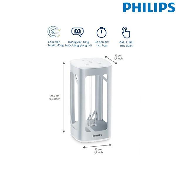 Đèn khử trùng UV-C Philips Lighting