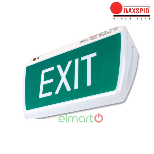 Đèn thoát hiểm Exit Maxspid - Classic JWS