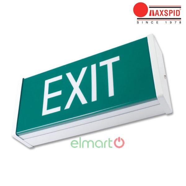 Đèn thoát hiểm Exit Maxspid - Boxster BLS