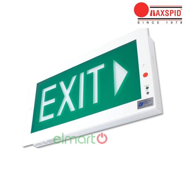 Đèn thoát hiểm Exit Maxspid - Boxster Recess BLR